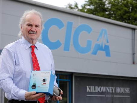 CIGA Healthcare reveals new revolutionary air purification device