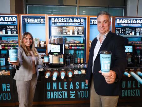 £6 million upgrade for popular local brand 'Barista Bar'