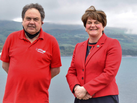 Local retailer puts support behind Larne Coastal Road 10K