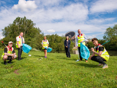 MEA Council takes part in '30 Parks in 30 Days' Campaign
