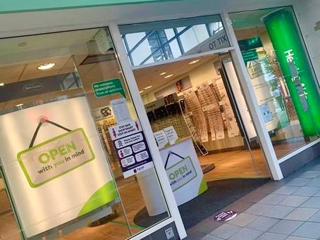 Specsavers Ballymena embarks on dementia awareness programme