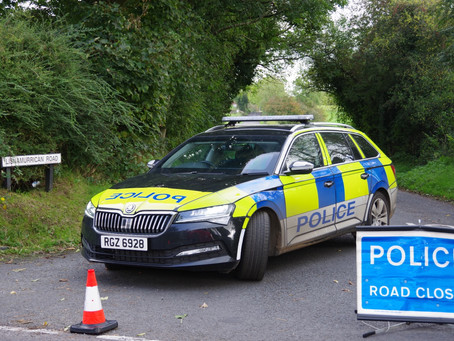 Police make fresh appeal after man was found seriously injured in field in Ballymena