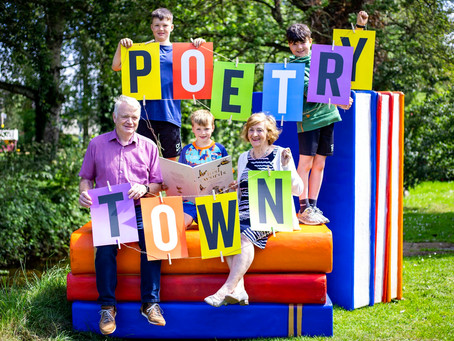 Plans in place for Poetry Town Ballycastle