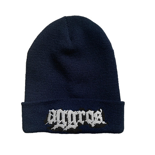Cuffed Beanie with premium logo embroidery