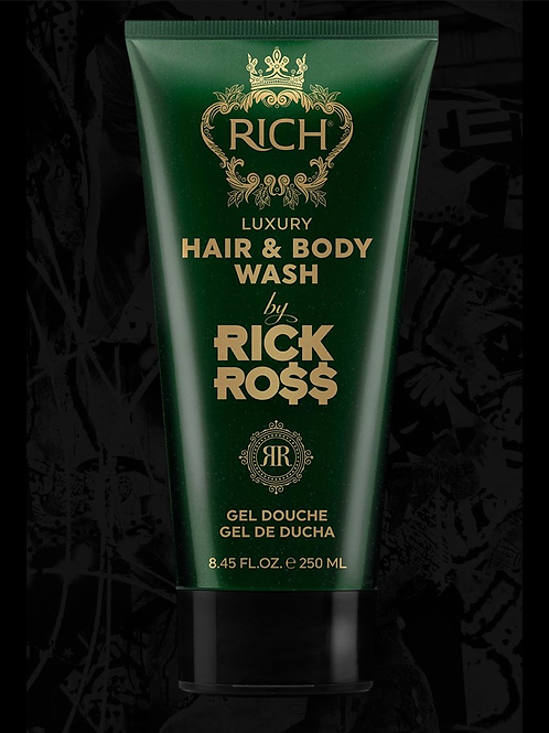Rich Hair and Body Wash