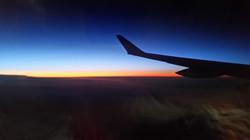 Flug nach Oslo