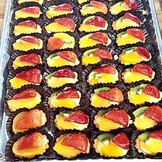 Mini Fruit Tartletts