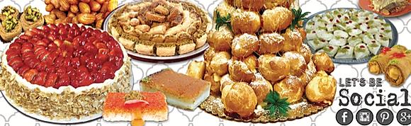 Mediterranean Pastries