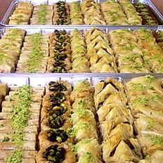 Baklava Assortments
