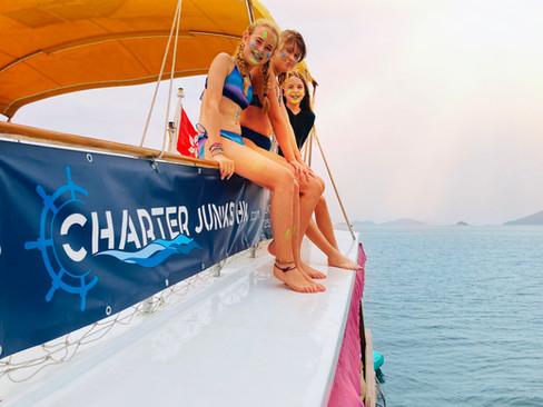 Charter Junks