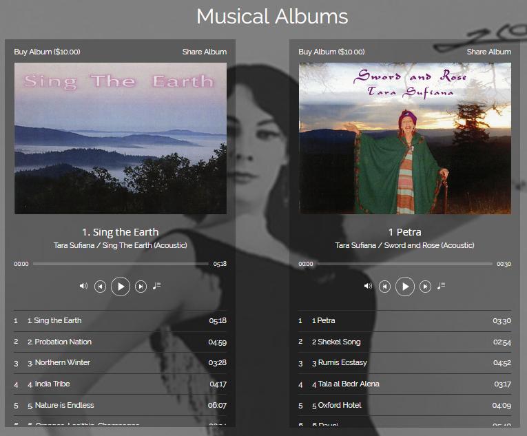 Musical Albums