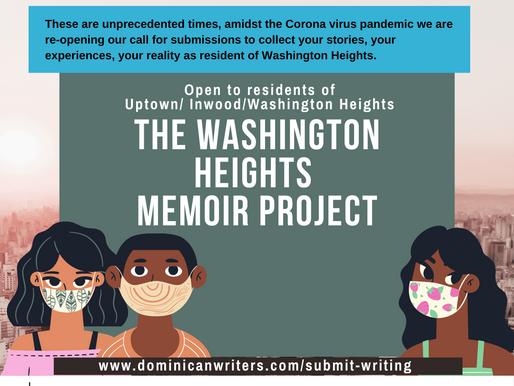 Washington Heights Memoir Project