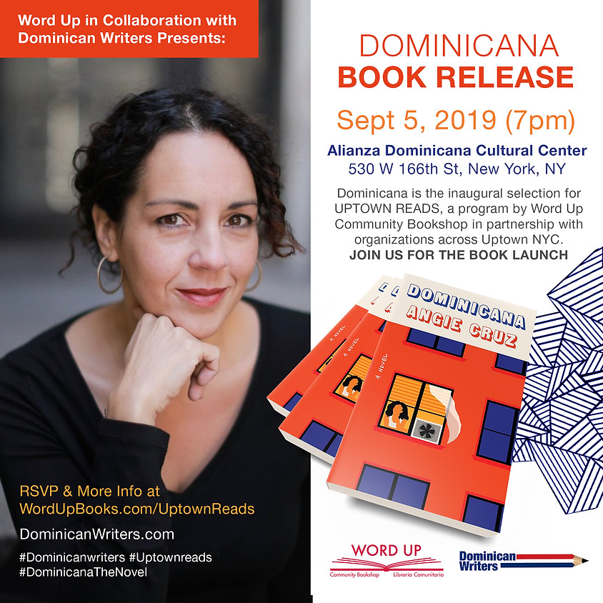 DOMINICANA Book Release
