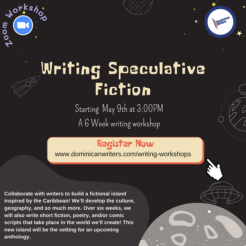 Writing Speculative Fiction
