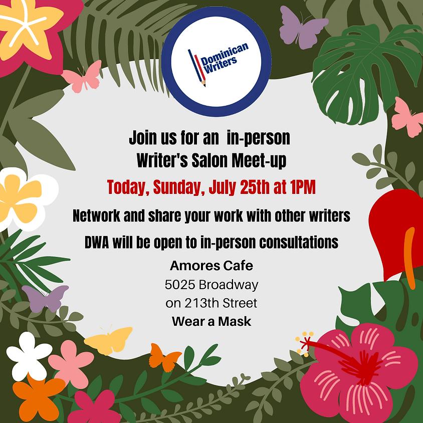 Writer's Salon Meet Up