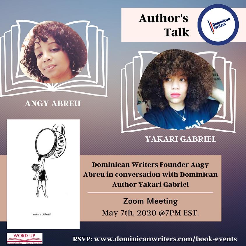 Author's Talk with Yakari Gabriel