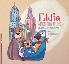 Eldie makes New Friends/ Eldie hace nuevos Amigos!