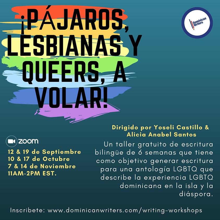 ¡Pájaros, lesbianas y queers, a volar!