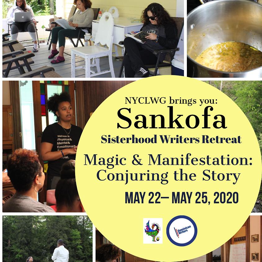 6th Annual Sankofa Sisterhood Writers Retreat