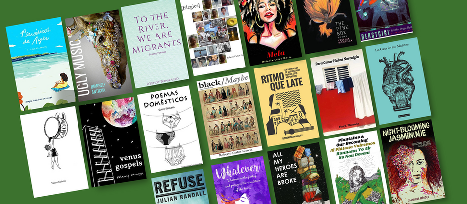 Dominican-American Poets you should be reading during National Poetry Month.