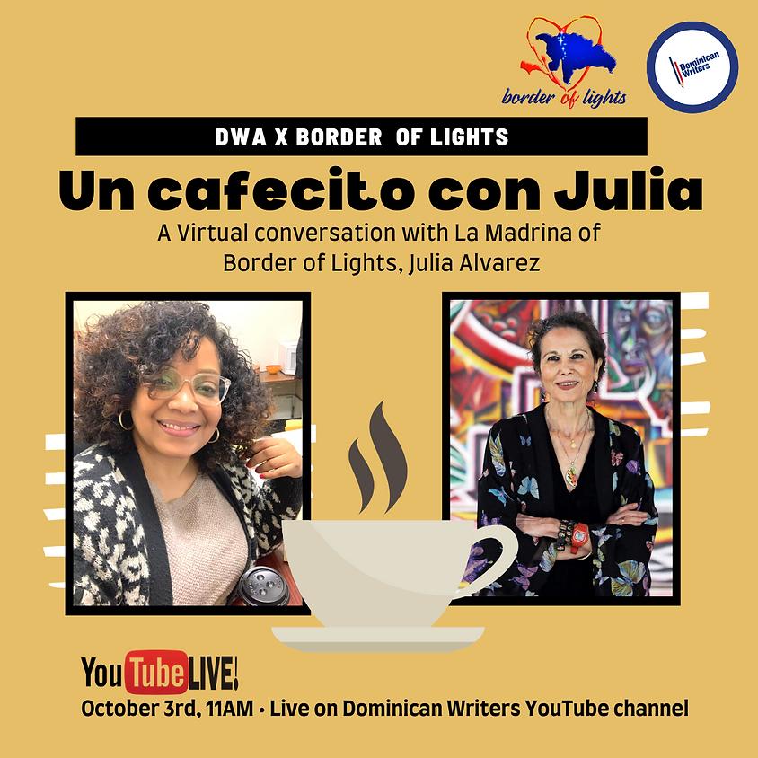 Un Cafecito con Julia