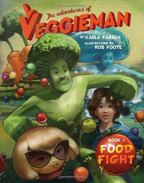The adventures of Veggieman