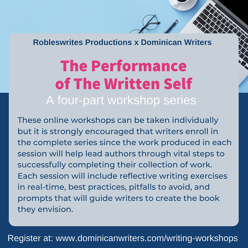 The Performance of the Written Self