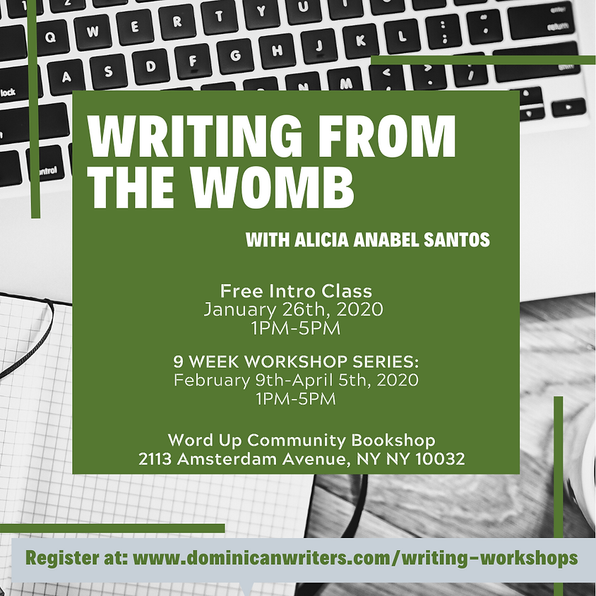 Writing from the Womb