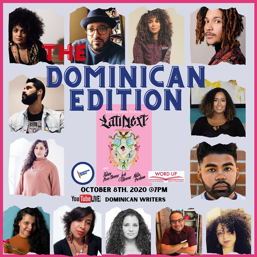 LatiNext: The Dominican Edition-The Breakbeat Poets Vol. 4