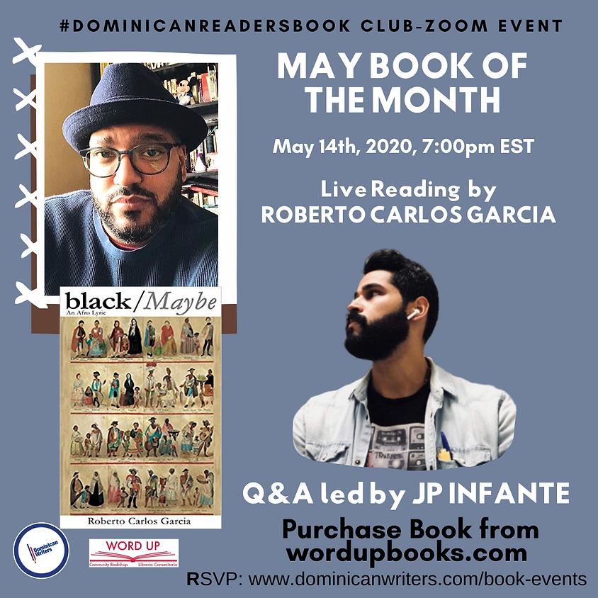 Dominicanreaders: Live Reading with Roberto Carlos Garcia