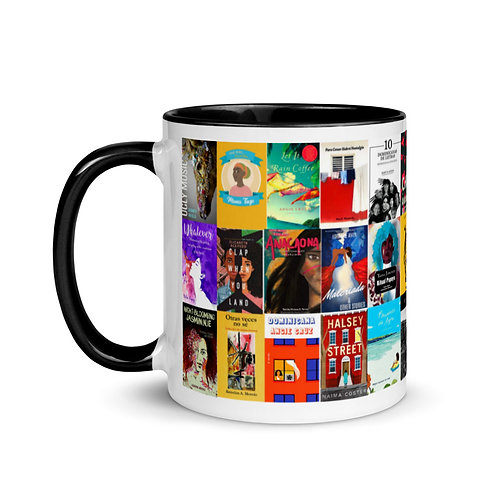 #dominicanbooks Mug with Color Inside