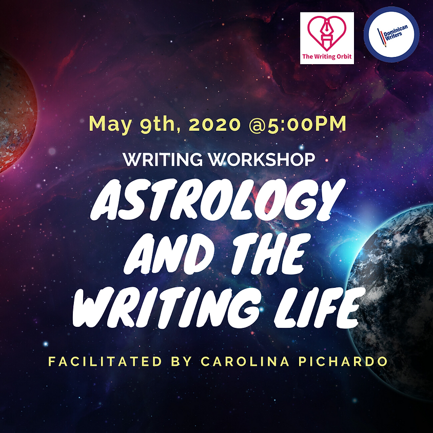 Astrology and the Writing Life
