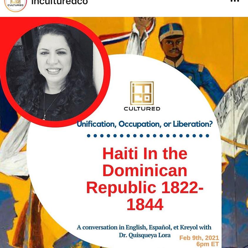 Haití in the Dominican Republic 1822-1844