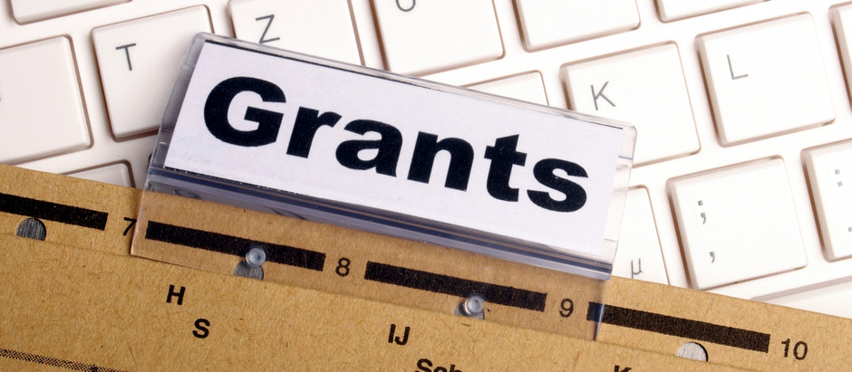 Grants & Fellowships for Fall 2019