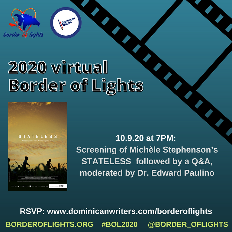 Screening of Stateless with Michele Stephenson