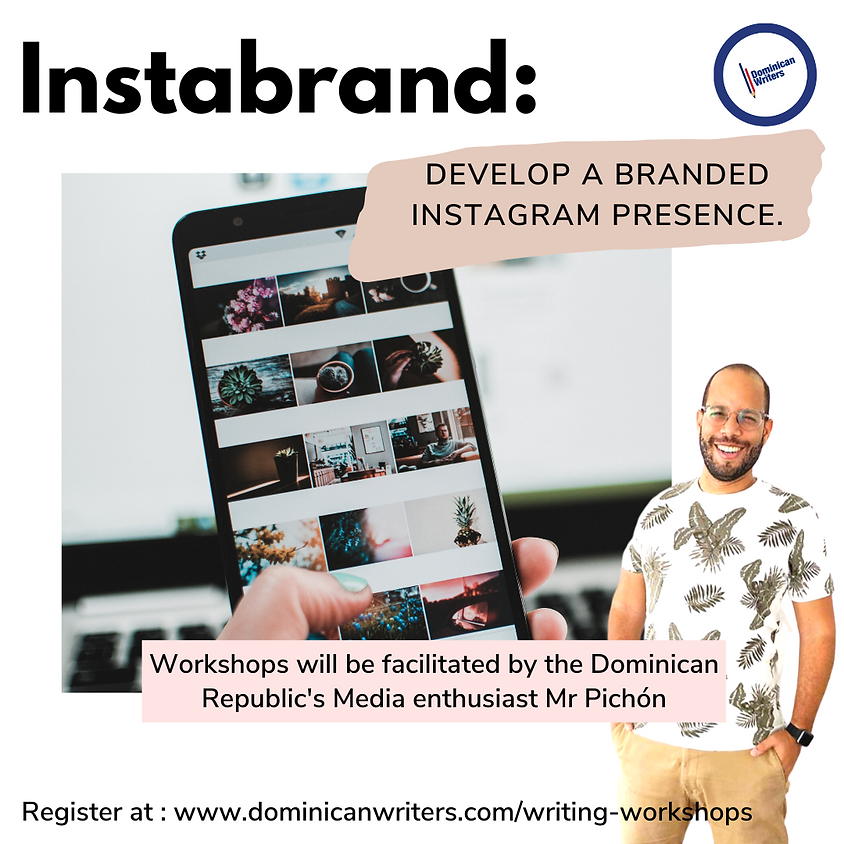 InstaBrand: Develop a branded Instagram presence with Mr. Pichon