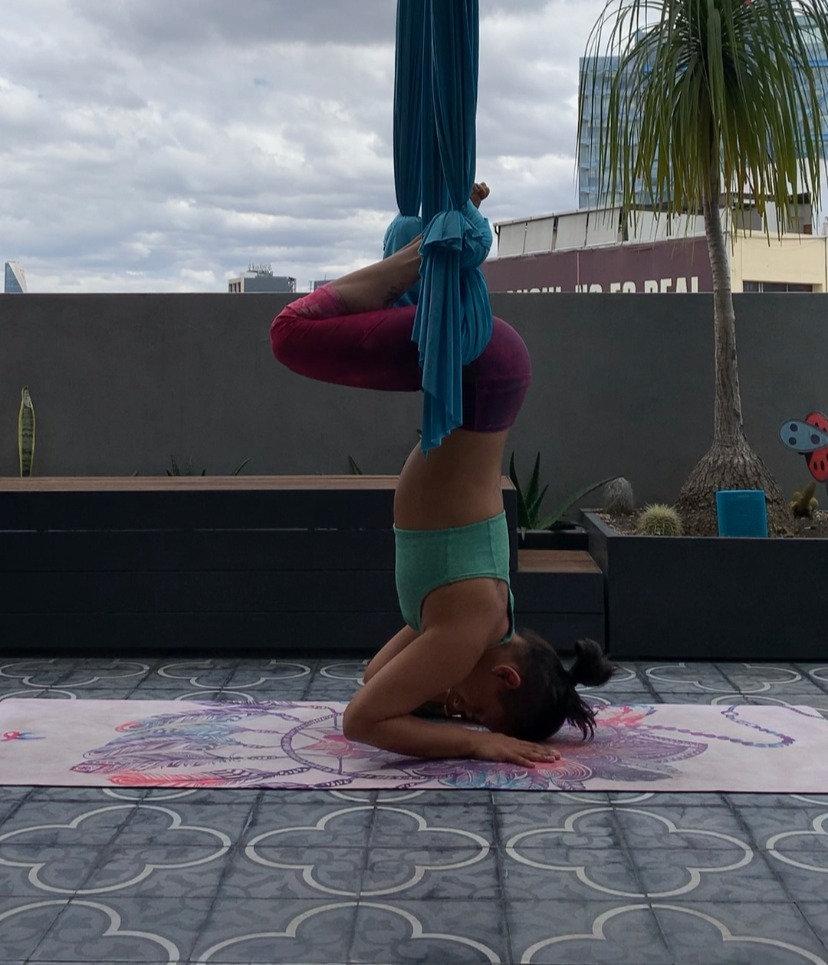 Yoga Aéreo: FlyingBody