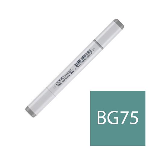 Sketch BG75 Abyss Green