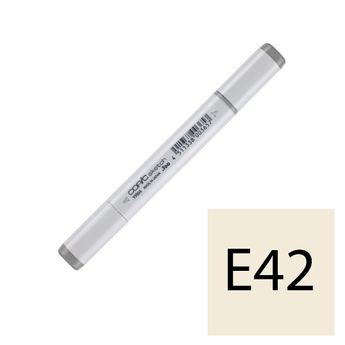 Sketch E42 Sand White