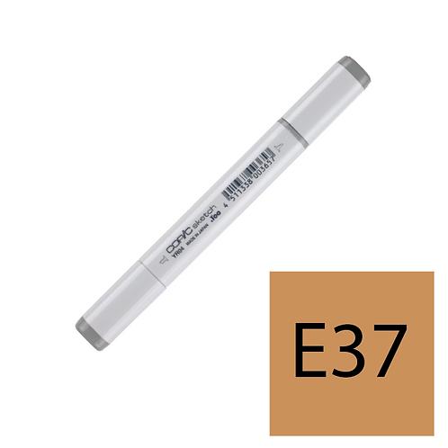 Sketch E37 Sepia