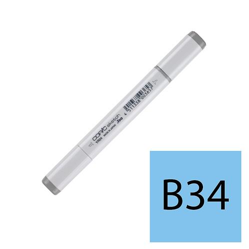 Sketch B34 Manganese Blue