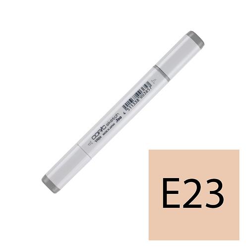 Sketch E23 Hazelnut