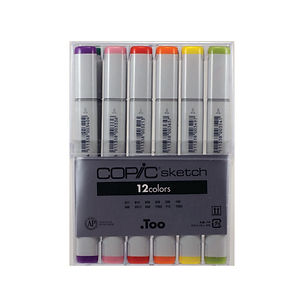 Copic Sketch Marker 12 Count Pack-01.jpg