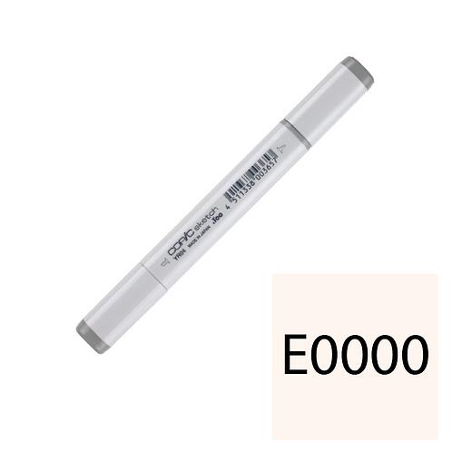 Sketch E0000 Floral White