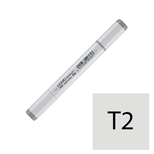Sketch T2 Toner Gray