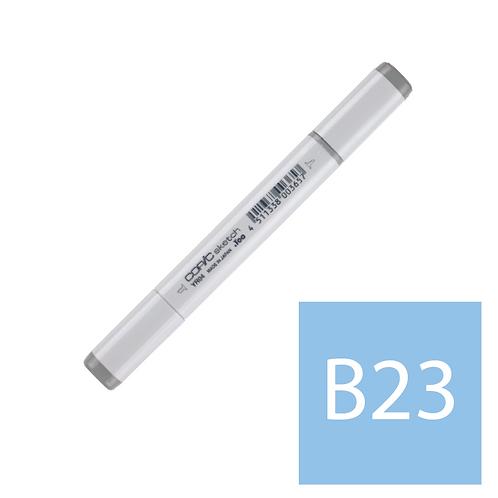 Sketch B23 Phthalo Blue