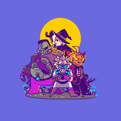 OW Halloween