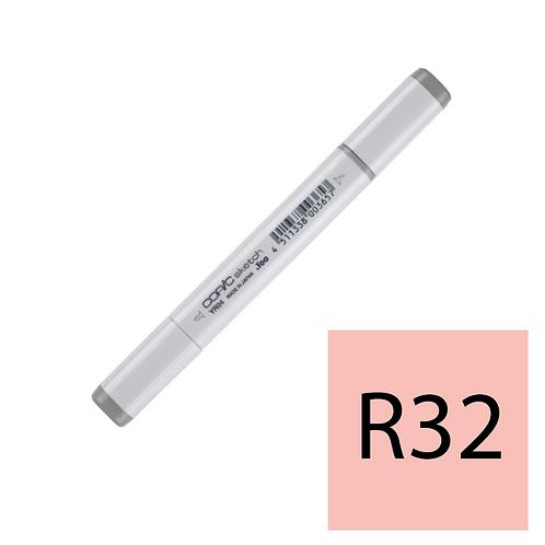 Sketch R32 Peach