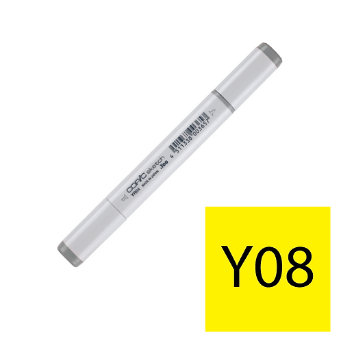 Sketch Y08 Acid Yellow