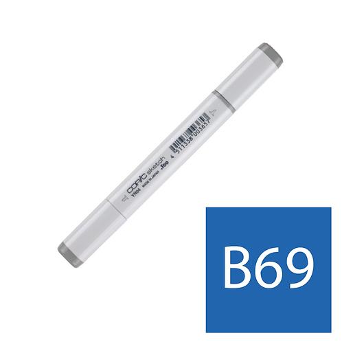 Sketch B69 Stratospheric Blue